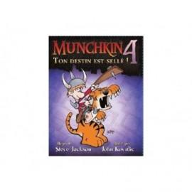 Munchkin - Extension n°4 - Ton destin est sellé !