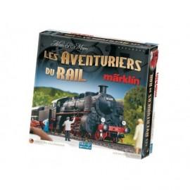 Les aventuriers du rail - Marklin - Version française