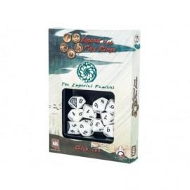 Set de 10 dés - Légende des cinq anneaux - Impérial Families