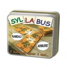 Syllabus - 2 syllabes pour 1 mot...