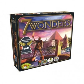 7 wonders - le jeu de plateau