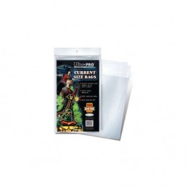 Ultra Pro - Comics Current size bags par 100