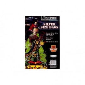 Ultro Pro - Comics Silver size bags - Lot de 100