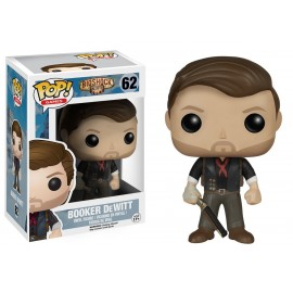 Figurine Bioshock - Booker DeWitt Pop 10cm