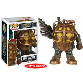 Figurine Bioshock - Big Daddy Pop 15cm