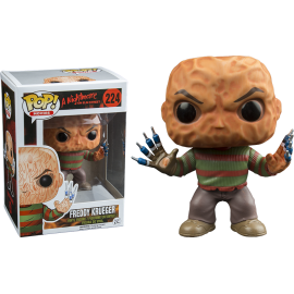 Figurine Freddy Krueger - Freddy Krueger avec Seringues Exclusive Edition Pop 10cm