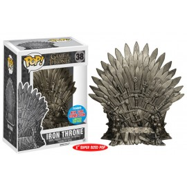 Figurine Game of Thrones - Iron Throne NYCC 2015 Pop 15cm