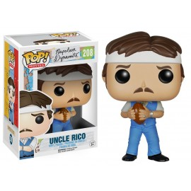 Figurine Napoleon Dynamite - Uncle Rico Pop 10cm