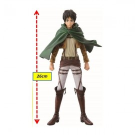 Figurine L'Attaque des Titans - Master Stars Piece The Eren Yeager 26cm