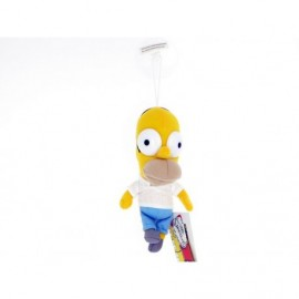 Peluche Ventouse Simpsons - Homer 18cm