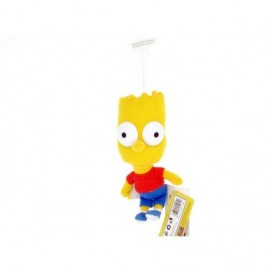 Peluche Ventouse Simpsons - Bart 18cm