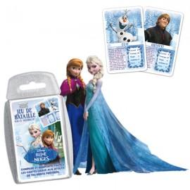 Jeu de carte - Jeu de Bataille La Reine des Neiges