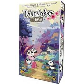 Takenoko - Extension Chibis