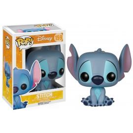 Figurine Disney Lilo et Stitch - Stitch Seated Pop 10cm