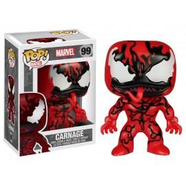 Figurine Marvel - Carnage Exclusive Pop 10cm