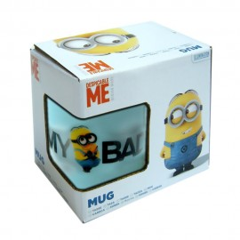 "Mug Minions "" My Bad "" en Porcelaine"
