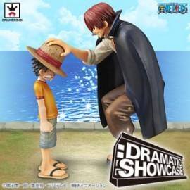 Diorama One Piece - Dramatic Showcase Luffy and Shanks 4th season