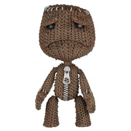 Figurine Little Big Planet - Sad Sackboy 14cm Série 1
