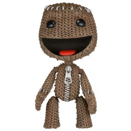 Figurine Little Big Planet - Happy Sackboy 14cm Série 1