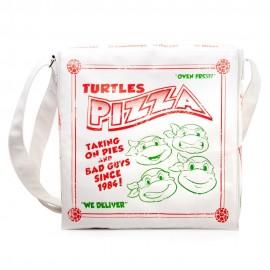 Tortues Ninja - Sac Pizza à bandoulière