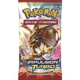 Pokémon - Booster Pokémon XY08 Impulsion Turbo - Modéle Aléatoire