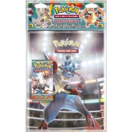 Pokémon - Portefolio XY03 + Booster XY03 - Modèle aléatoire