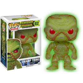 Figurine Swamp Thing - Swamp Thing Glow in the Dark Pop 10cm