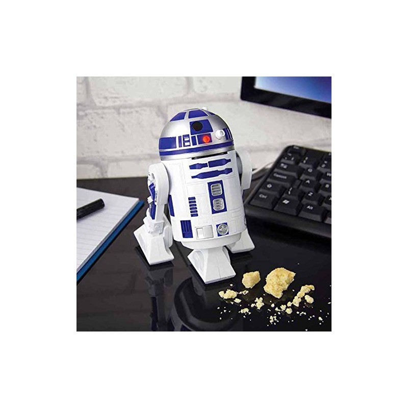 aspirateur de bureau star wars r2 d2 13 cm oyoo. Black Bedroom Furniture Sets. Home Design Ideas