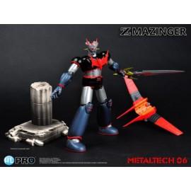 Figurine Mazinger - Metaltech 06 Z Mazinger