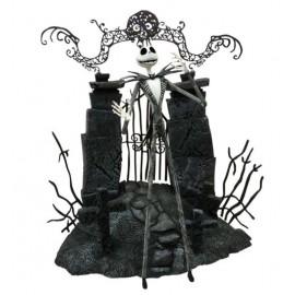 Figurine Nightmare Before Christmas - Jack Skellington Select 18cm