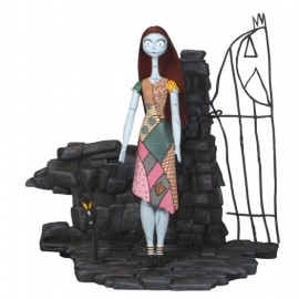Figurine Nightmare Before Christmas - Sally Select 18cm
