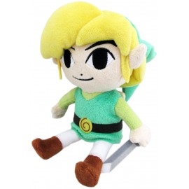 Peluche Zelda - The Wind Waker Link 30cm