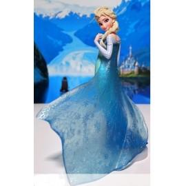 Figurine La Reine des Neiges / Frozen - Elsa Sega Prize 18cm