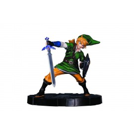 Figurine - Zelda - The Legend Of Zelda Skyward Sword Mouvement - Link
