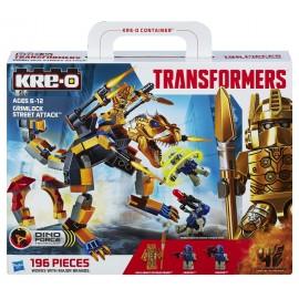 Kre-O Transformers - Grimlock Street Attack