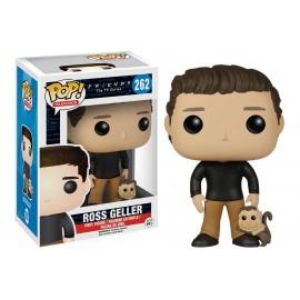 Figurine F.R.I.E.N.D.S - Ross Geller Pop 10cm
