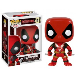 Figurine Marvel - Deadpool Two Swords Pop 10cm