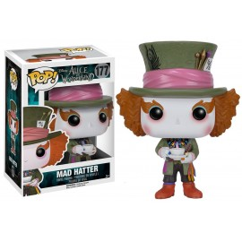 Figurine Alice in Wonderland - Mad Hatter Pop 10cm