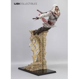 Figurine Assassin's Creed - Ezio saut de la foi - 39 cm