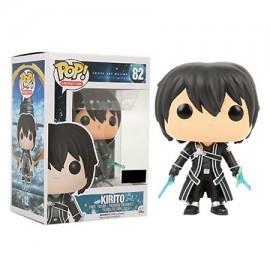 Figurine Sword Art Online - Kirito Clear Blue Sword Exclusive Pop cm