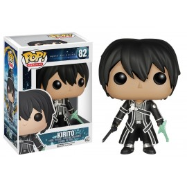 Figurine Sword Art Online - Kirito Pop cm