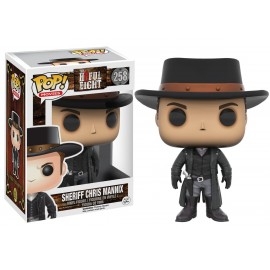 Figurine The Hateful Eight/Les 8 Salopards - Sheriff Chris Mannix Pop 10cm