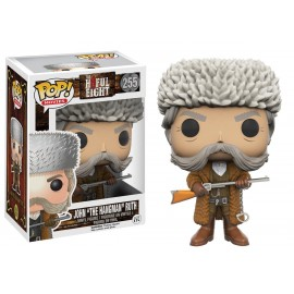 "Figurine The Hateful Eight/Les 8 Salopards - John "" The Hangman "" Ruth Pop 10cm"