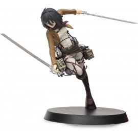 Figurine - Attaque des Titans - Sega Prize Mikasa 20cm