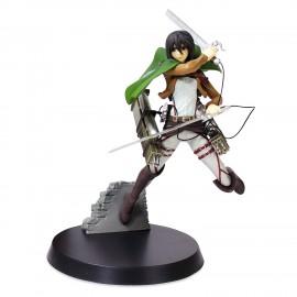 Figurine - Attaque des Titans - Sega Prize Mikasa Ackerman action 17cm