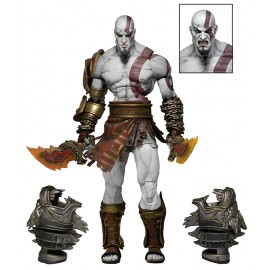 Figurine God Of War 3 - Ultimate Kratos Action Figure 17cm