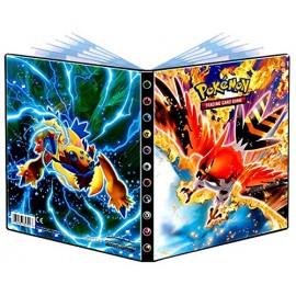 Pokémon - Portfolio A5 - Cahier Range-cartes - XY04 - Vigueur Spectrale