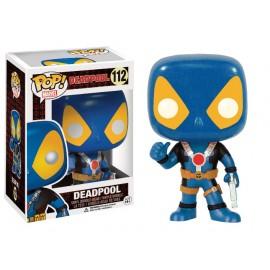 Figurine Marvel - Deadpool X-Men Blue Thumb Up Exclusive Pop 10cm