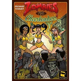 Zombies vs Cheerleaders - Le jeu - Version française