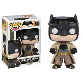 Figurine Batman V Superman - Knightmare Batman Pop 10cm